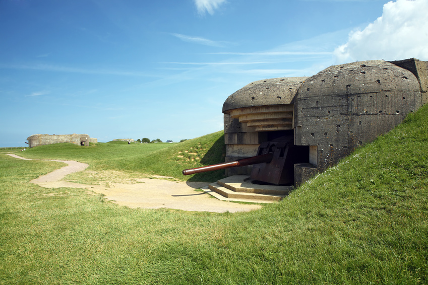 Discover Normandy and the famous D-Day Landing Beaches